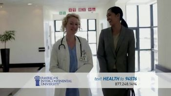 American InterContinental University TV Spot, 'Atlanta Healthcare Management'