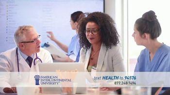 American InterContinental University TV Spot, 'Atlanta Healthcare Management' - Thumbnail 5