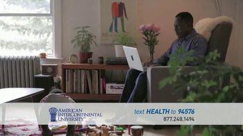American InterContinental University TV Spot, 'Atlanta Healthcare Management' - Thumbnail 6