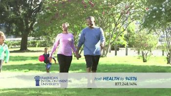 American InterContinental University TV Spot, 'Atlanta Healthcare Management' - Thumbnail 7