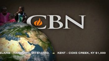 CBN TV Spot, 'Pledge Express: Give to CBN' - Thumbnail 3