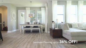 Lumber Liquidators TV Spot, 'DIY Showcase: Driftwood Laminate' - Thumbnail 9