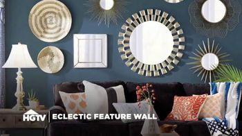 Wayfair TV Spot, 'HGTV: Gallery Wall' - Thumbnail 2