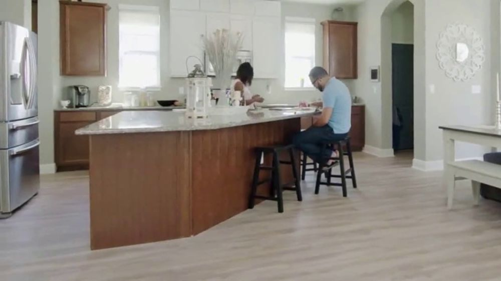 Lumber Liquidators TV Commercial, 'Makeover Your Home for Less'