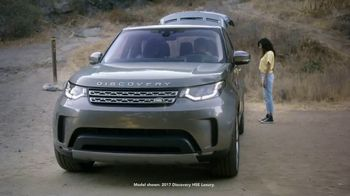 2018 Land Rover Discovery TV Spot, 'Electronic Air Suspension: Dog' [T2] - Thumbnail 1