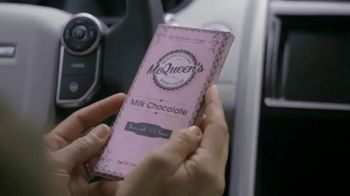 2018 Land Rover Discovery TV Spot, 'Storage Compartments: Chocolate' [T2] - Thumbnail 6