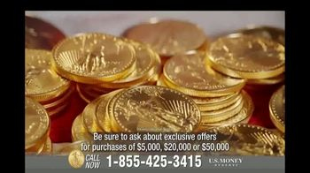 U.S. Money Reserve 2018 Solid Gold American Eagle TV Spot, 'Don't Play Games' Featuring Chuck Woolery - Thumbnail 10