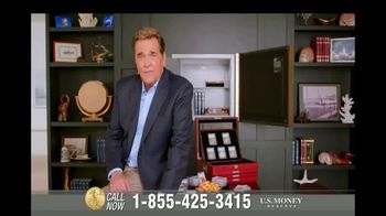 U.S. Money Reserve 2018 Solid Gold American Eagle TV Spot, 'Don't Play Games' Featuring Chuck Woolery - Thumbnail 5