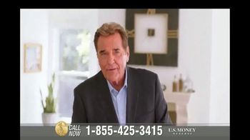 U.S. Money Reserve 2018 Solid Gold American Eagle TV Spot, 'Don't Play Games' Featuring Chuck Woolery - Thumbnail 6