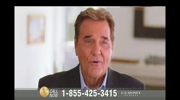 U.S. Money Reserve 2018 Solid Gold American Eagle TV Spot, 'Don't Play Games' Featuring Chuck Woolery - Thumbnail 8