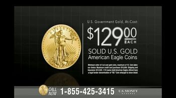 U.S. Money Reserve 2018 Solid Gold American Eagle TV Spot, 'Don't Play Games' Featuring Chuck Woolery - Thumbnail 9