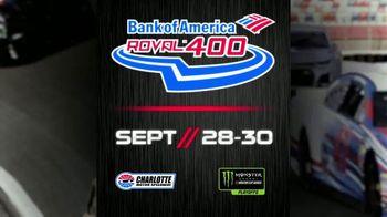 Charlotte Motor Speedway TV Spot, '2018 Bank of America Roval 400' - Thumbnail 5