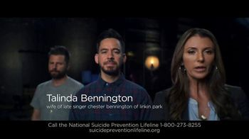 National Suicide Prevention Lifeline TV Spot, 'If You're Struggling' Ft. James Roday, Romany Malco - Thumbnail 2