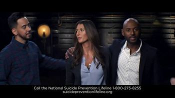 National Suicide Prevention Lifeline TV Spot, 'If You're Struggling' Ft. James Roday, Romany Malco - Thumbnail 6