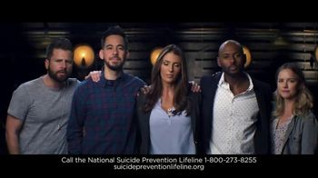 National Suicide Prevention Lifeline TV Spot, 'If You're Struggling' Ft. James Roday, Romany Malco - Thumbnail 7