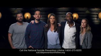 National Suicide Prevention Lifeline TV Spot, 'If You're Struggling' Ft. James Roday, Romany Malco - Thumbnail 8