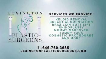 Lexington Plastic Surgeons TV Spot, 'Under the Eyes' - Thumbnail 10