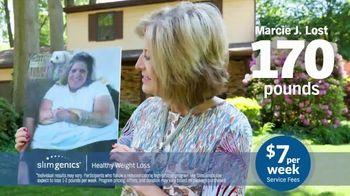 SlimGenics $7 Per Week Service Fees TV Spot, 'Marcie' - Thumbnail 3