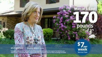 SlimGenics $7 Per Week Service Fees TV Spot, 'Marcie' - Thumbnail 4