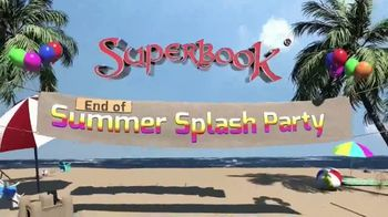 Superbook End of Summer Splash Party TV Spot, 'Join the Fun' - Thumbnail 1