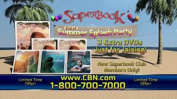 Superbook End of Summer Splash Party TV Spot, 'Join the Fun' - Thumbnail 6