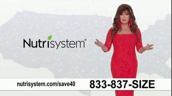 Nutrisystem Turbo 13 TV Spot, 'Save 40 Percent' Featuring Marie Osmond