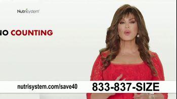 Nutrisystem Turbo 13 TV Spot, 'Save 40%' Featuring Marie Osmond - Thumbnail 6