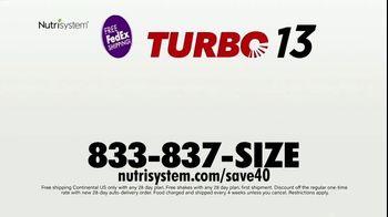 Nutrisystem Turbo 13 TV Spot, 'Save 40 Percent' Featuring Marie Osmond - Thumbnail 10