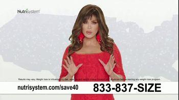 Nutrisystem Turbo 13 TV Spot, 'Save 40 Percent' Featuring Marie Osmond - Thumbnail 4