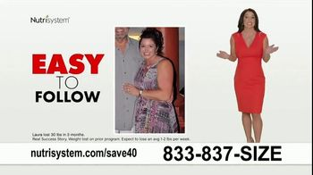 Nutrisystem Turbo 13 TV Spot, 'Save 40 Percent' Featuring Marie Osmond - Thumbnail 5