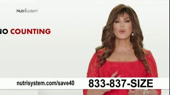 Nutrisystem Turbo 13 TV Spot, 'Save 40 Percent' Featuring Marie Osmond - Thumbnail 6