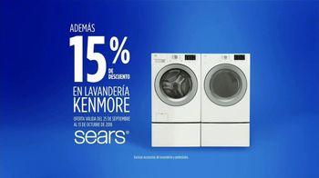 Sears TV Spot, 'Kenmore: lavandería' [Spanish] - Thumbnail 7