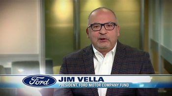 Ford Motor Company Fund TV Spot, 'Strengthening Communities' - Thumbnail 1