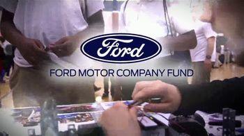 Ford Motor Company Fund TV Spot, 'Strengthening Communities' - Thumbnail 10