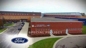 Ford Motor Company Fund TV Spot, 'Strengthening Communities' - Thumbnail 2