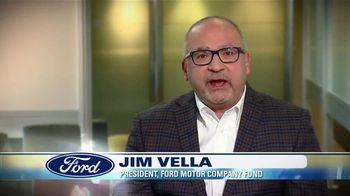 Ford Motor Company Fund TV Spot, 'Strengthening Communities' - Thumbnail 4