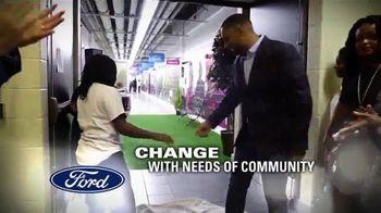 Ford Motor Company Fund TV Spot, 'Strengthening Communities' - Thumbnail 5