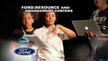 Ford Motor Company Fund TV Spot, 'Strengthening Communities' - Thumbnail 6