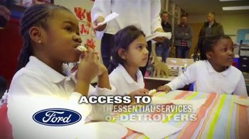 Ford Motor Company Fund TV Spot, 'Strengthening Communities' - Thumbnail 7