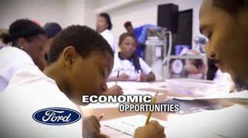 Ford Motor Company Fund TV Spot, 'Strengthening Communities' - Thumbnail 8