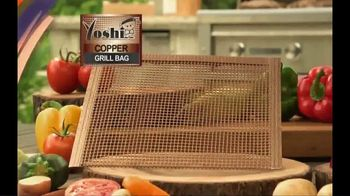Yoshi Copper Grill Bag TV Spot, 'Grilling Is in the Bag' - Thumbnail 2