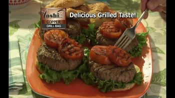 Yoshi Copper Grill Bag TV Spot, 'Grilling Is in the Bag' - Thumbnail 7