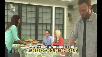 Yoshi Copper Grill Bag TV Spot, 'Grilling Is in the Bag' - Thumbnail 8
