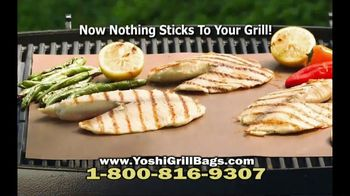 Yoshi Copper Grill Bag TV Spot, 'Grilling Is in the Bag' - Thumbnail 9