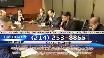 Legal Help Center TV Spot, 'Profesionales legales en vivo' [Spanish] - Thumbnail 7
