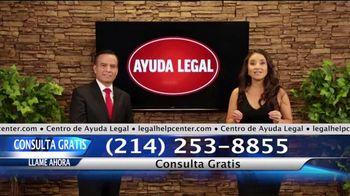 Legal Help Center TV Spot, 'Profesionales legales en vivo' [Spanish] - Thumbnail 3