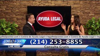Legal Help Center TV Spot, 'Profesionales legales en vivo' [Spanish] - Thumbnail 5