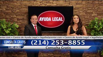 Legal Help Center TV Spot, 'Profesionales legales en vivo' [Spanish] - Thumbnail 6
