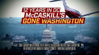 Senate Leadership Fund TV Spot, 'Gone DC' - Thumbnail 8