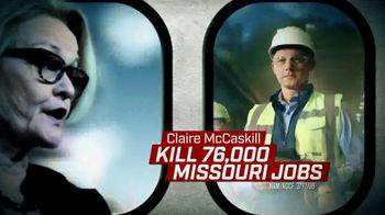 Senate Leadership Fund TV Spot, 'Gone DC' - Thumbnail 4